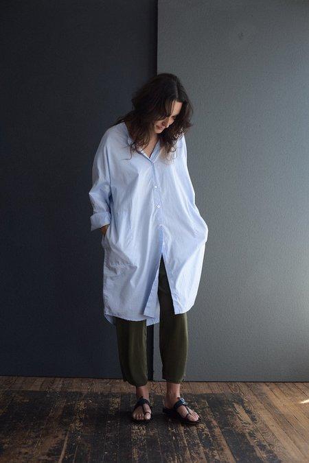 Private 0204 Shirt Dress - Sky