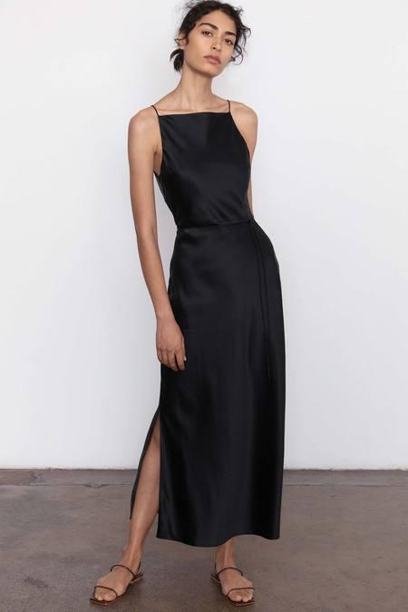 St. Agni Jules Silk Slip Dress