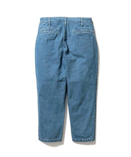 Flagstuff Choho Relay Pt Style 2 Pants - Denim/Washed Blue