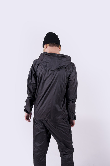HALO Tech Jacket & Pants Black