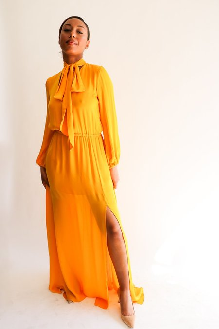 [Pre-loved] Cynthia Rowley The Ella Maxi Dress
