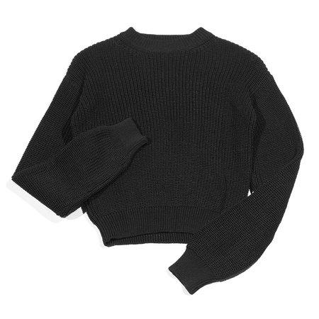 Shaina Mote Isa Sweater - Onyx