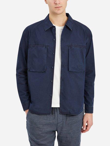 O.N.S Corsa Shirt Jacket - Indigo