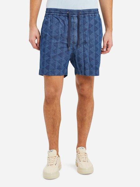 O.N.S Pattern Marlo Short - Indigo