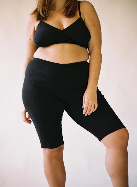 Aniela Parys Sun Bike Shorts - black