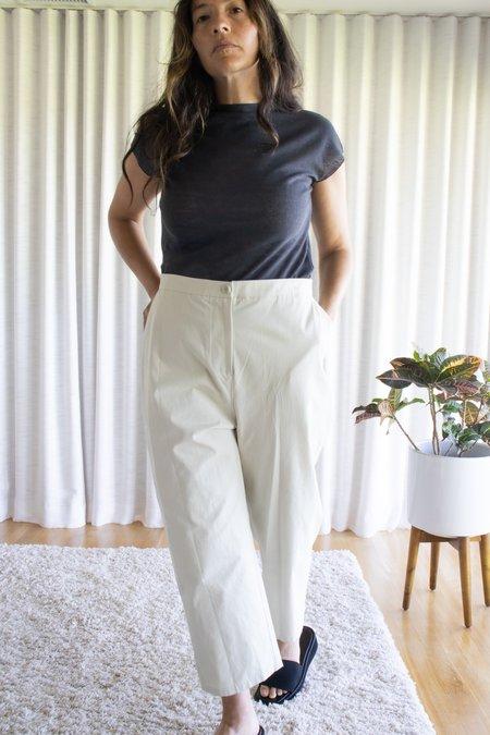 Amomento Square Pocket Pants - Sage Green
