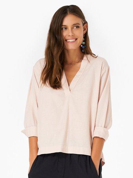 Xirena Sutton Top - Pink Stone