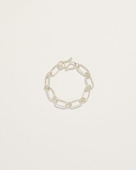 Pamela Love Alev Handmade Bracelet - Sterling Silver
