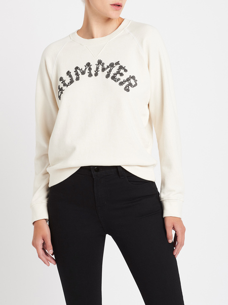 Mother Denim The Square Sweater