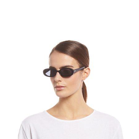 UNISEX Le Specs outta love eyewear - black