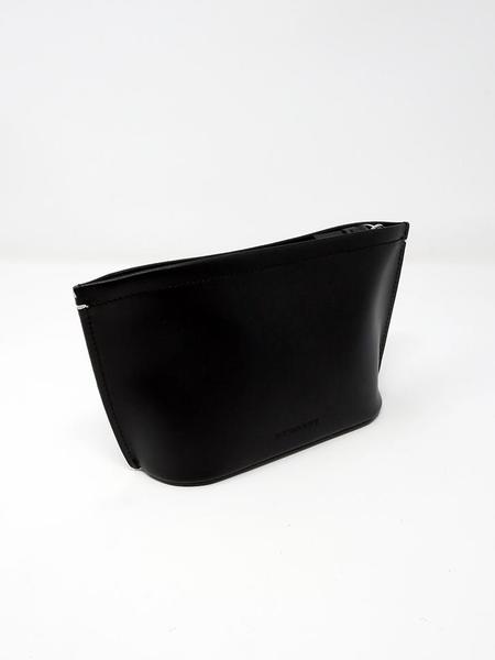 Building Block Large Dumpling bag - Black