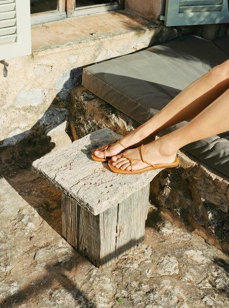 LOQ Maura Sandals - Cuero