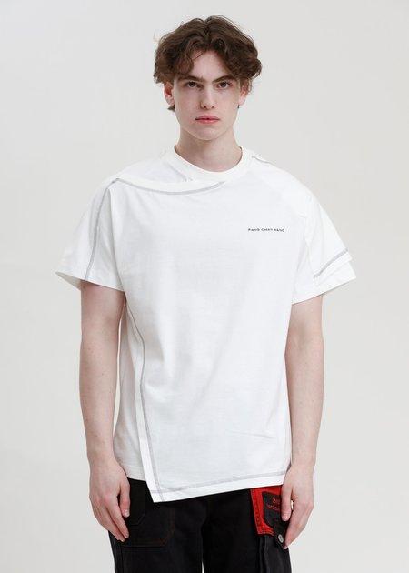 Feng Chen Wang Jersey 2 In 1 T-Shirt - Grey
