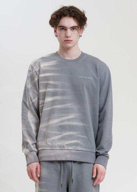 Feng Chen Wang Sweatshirt - Grey/Gradient Tie Dye