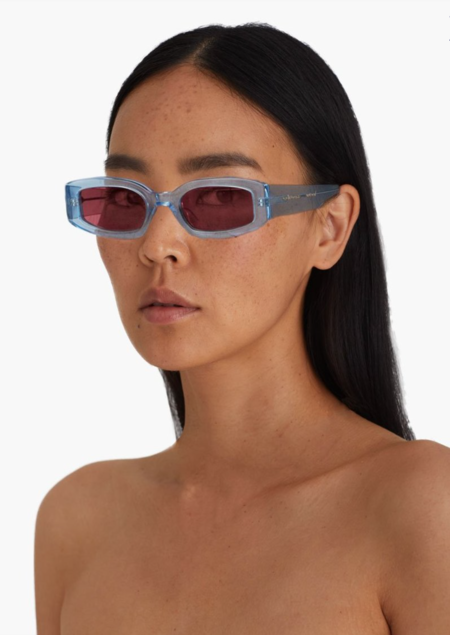 Paloma Wool Boavista Sunglasses - Blue
