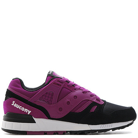 SAUCONY GRID SD BERRY / BLACK