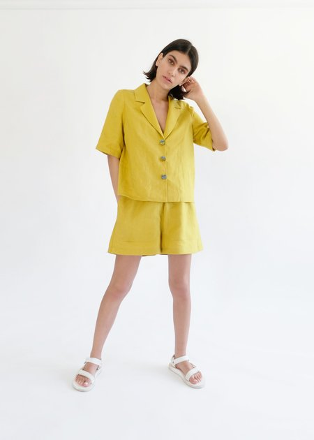 Ohsevendays Boxer Shorts - Lemon Zest