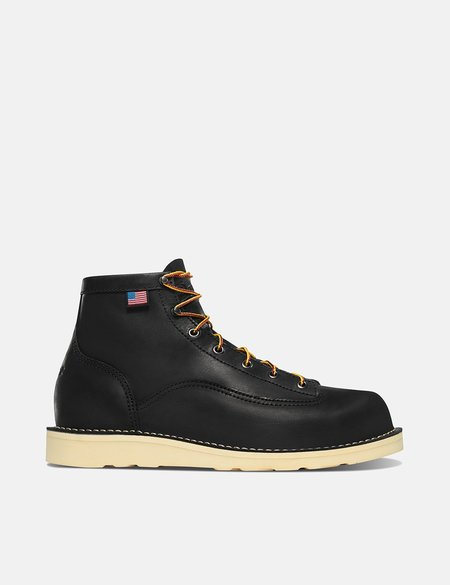 "Danner Bull Run 6"" Boot - Black"