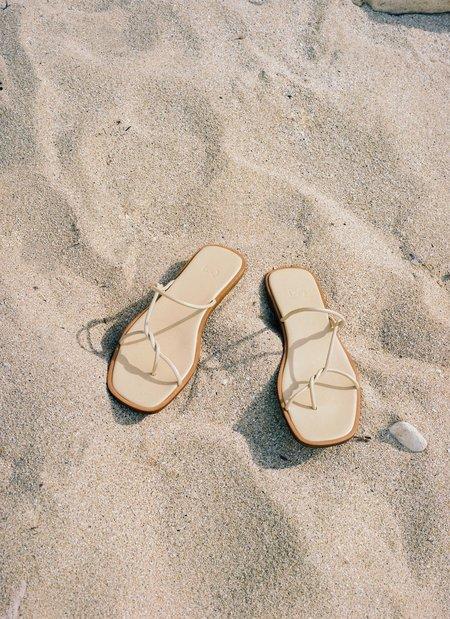 LOQ Maura Sandals - Turrón