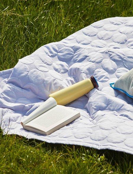 Hay Mega Dot Blanket - Lavender