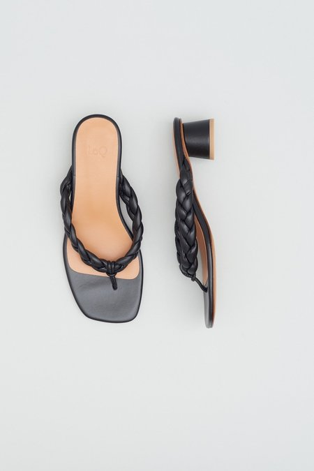 LOQ Luz Sandals - Black