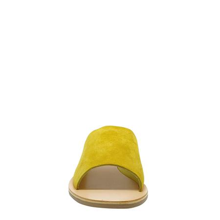 Sol Sana Teresa Slide - Lemon