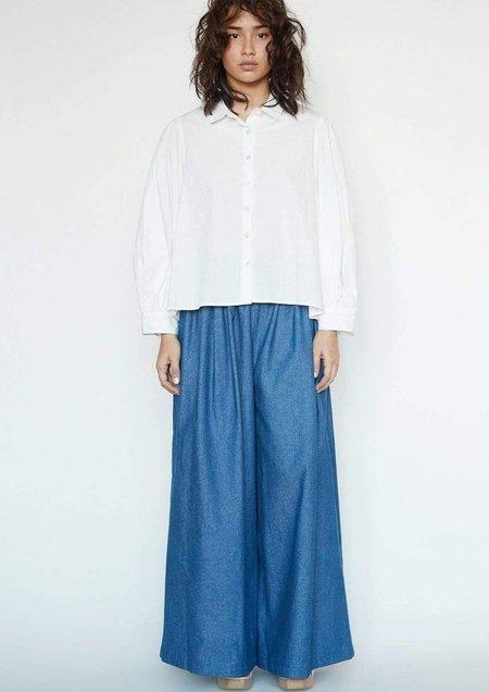 Christine Alcalay Gretchen Wide Leg Easy Pant