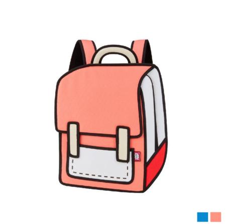 KIDS Jump from Paper Spaceman Junior Backpack