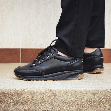 Unseen Footwear Trinity Leather Tonal - Black