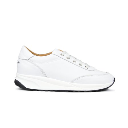Unseen Footwear Trinity Leather Tonal - White