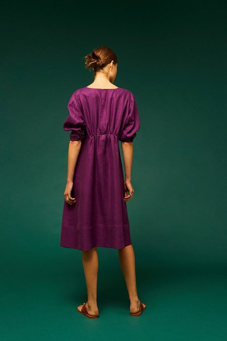 Soeur Madone Dress - Purple