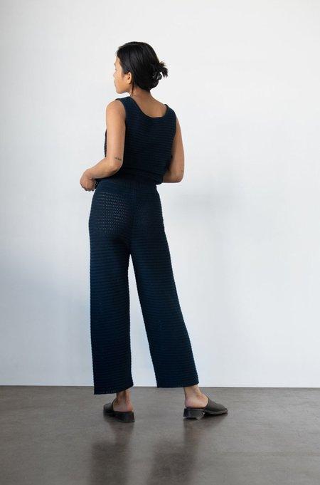 Wol Hide Mesh Lounge Pant - Blue
