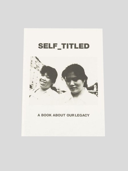 Publications Self Tilted A Book About Our Legacy Book