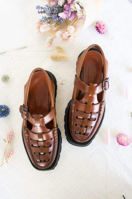 Hereu Cranc Sport Shoe - Tan