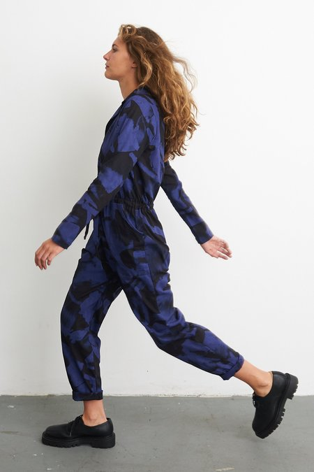 Osei-Duro Fuga Flightsuit - Rorschach