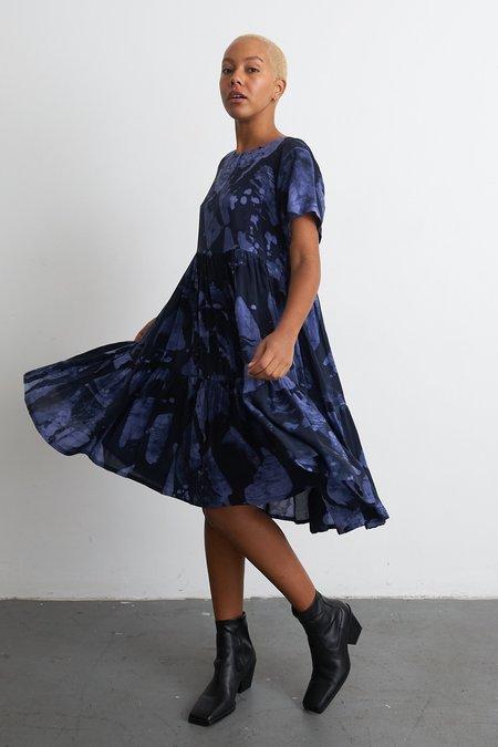 Osei-Duro Layer Dress - Rorschach