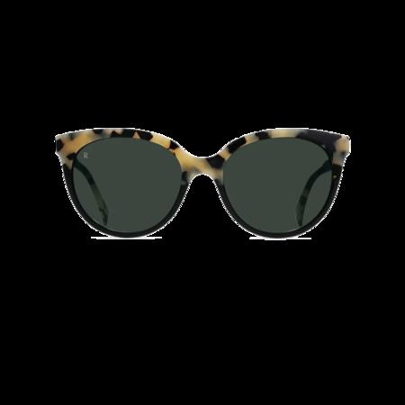 Raen Lily sunglasses - Chai Tortoise Green