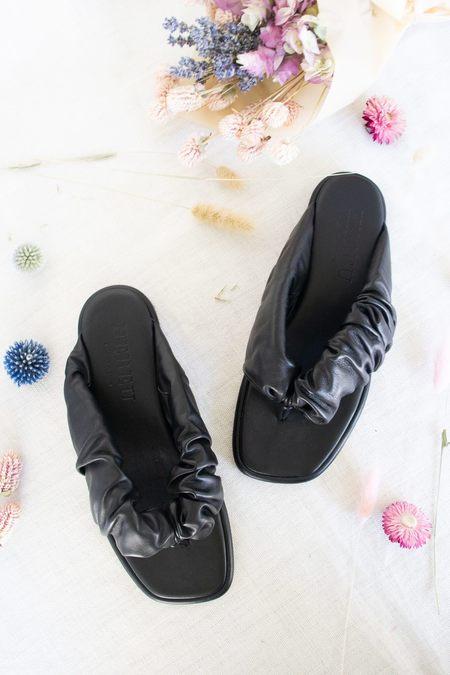 Hereu Nuvola Shoe - Black