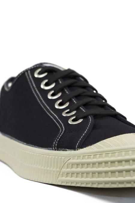 Novesta Star Master Contrast Sneaker - Black