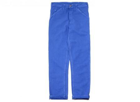 Stan Ray 80S Painter Pant - Zany Blue Twill