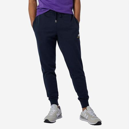 New Balance Essentials Embroidered Sweatpant - Eclipse Navy