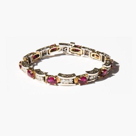 Vintage Lefeuvre Bracelet
