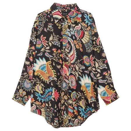 Rachel Comey Isa Shirt - Black