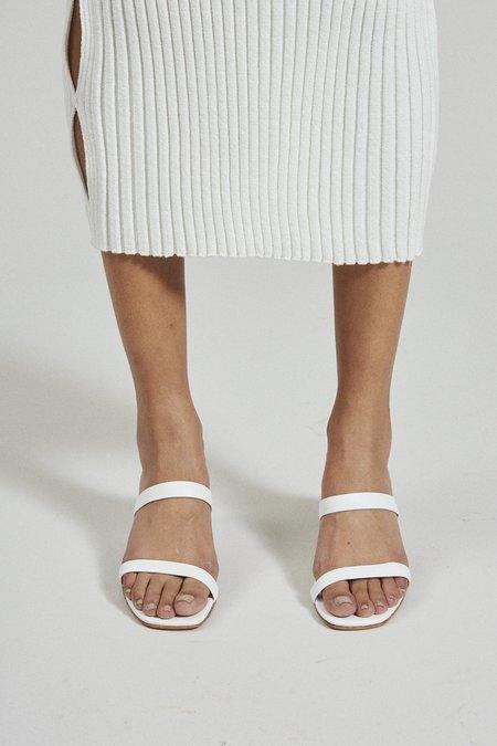 Rachel Comey Low Lico Slide - White