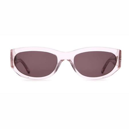 Crap Eyewear The Funk Punk Sunglasses - Crystal Rose/Plum