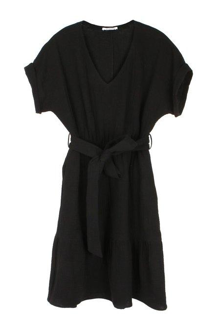 amannna Willow Dress - Black