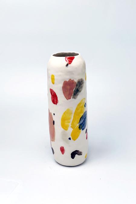 Multi Dreams Column Vase - multi