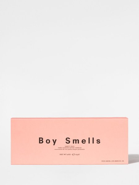 Boy Smells BEST BUDS VOTIVE CANDLES SET