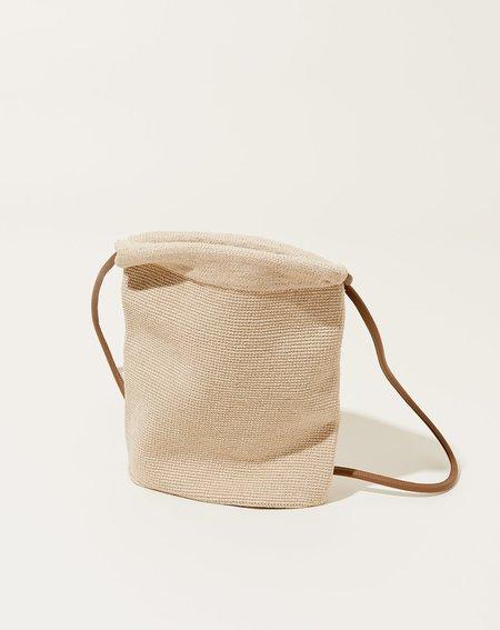 Lauren Manoogian Oval Backpack - Natural