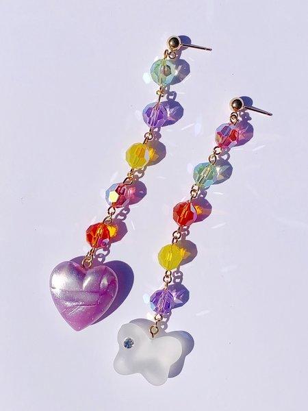 SJO Jewelry Mariposa Drop Earrings